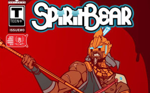 Bajan Comic Spirit Bear #0 Now Available