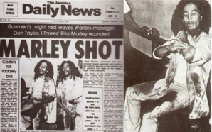 The Night They Shot Bob Marley