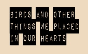 "#CrowdfundThis: ""Birds And Other Things We Placed In Our Hearts"""