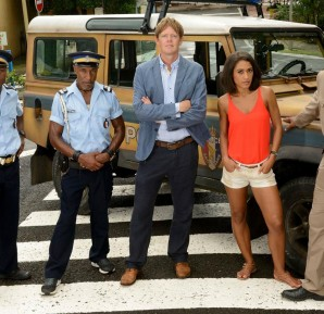 New series: Death in Paradise returns for more Carribean murder mysteries BBC/Red Planet Pictures