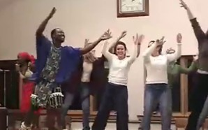 VIDEO: Èzili Dantò: Haitian and West African Dance – Two