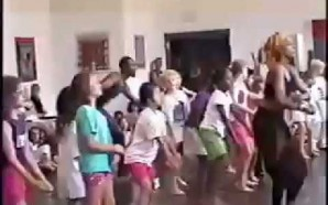 VIDEO: Èzili Dantò Children Haitian Dance Workshops