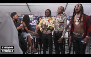 VIDEO: (NEW FOOTAGE) Migos fight joe budden at BET Awards