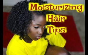 VIDEO: HOW TO Keep Natural Hair Moisturized| My moisturizing natural…