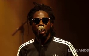 VIDEO: CHRONIXX GHETTO PARADISE LIVE | LOWLANDS FESTIVAL
