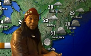 VIDEO: Qweff weather Report!!!! Decmer 13th ah di munt 2017