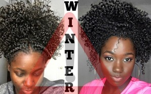 VIDEO: Hair Journey Update|Winter is a BIHHH!