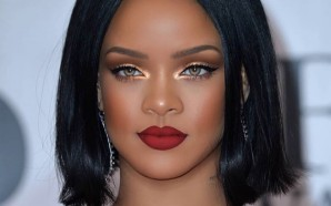 VIDEO: Red Lips just like Rihanna | Lyric Rochester