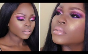 VIDEO: Dramatic Valentine's Day MAKEUP!