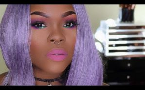 VIDEO: Carnival makeup | Simple and Striking | NO STEPS…