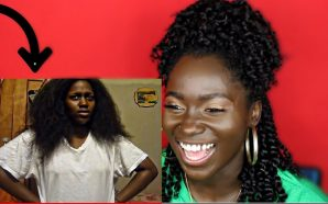 VIDEO: 8 years ago!?REACTING TO MY FIRST CRINGY NATURAL HAIR…