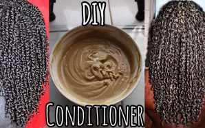 VIDEO: NEW DIY Deep Conditioner+ Wash Day After Mini Twists