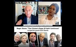VIDEO: July Fuel Hike Protests: Clinton's Rape Of Haiti Continues…