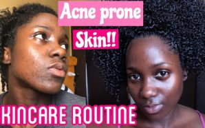 VIDEO: SKIN UPDATE: Acne Prone Skincare Routine For GLOWY SKIN!!