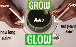 VIDEO: MY Hair Growth and SKIN GLOW Secret!!: MY GROW…