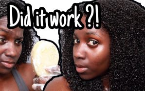 VIDEO: Hair CONDITIONER BAR On Natural hair!? Eco Friendly/NO Waste