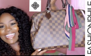 VIDEO: What's in my bag wearing my Klaiyi Hair +…