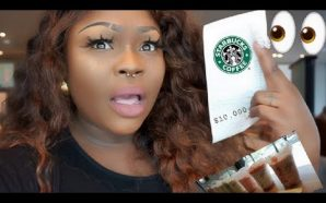 VIDEO: Trying my subscribers favorite STARBUCKS drink