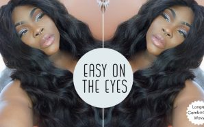 VIDEO: EASY Eye makeup tutorial ft Longqi Cambodian Wavy