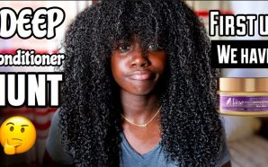 VIDEO: Hmm..I Tried The Mane Choice Ancient Egyptian Anti-Breakage And…