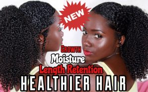 VIDEO: NEW Things I started Doing for MOISTURE, GROWTH, LENGTH…
