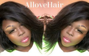 VIDEO: Allove Hair On Aliexpress Bob Wig | EASIEST WIG…