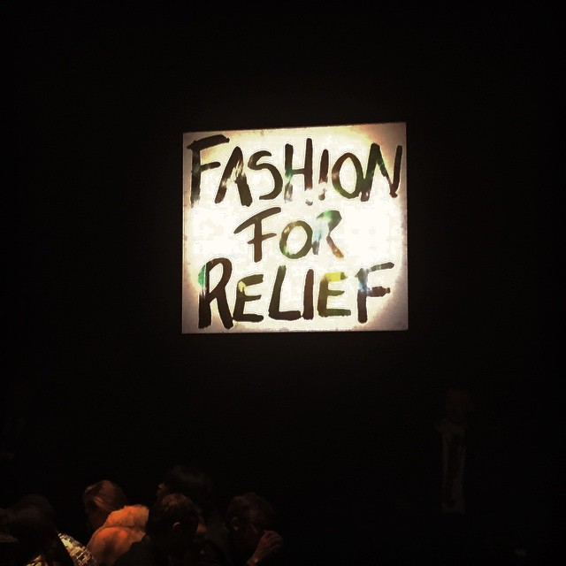 Fashion for Relief - NYC