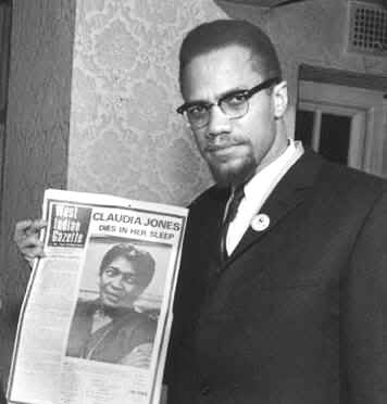malcolm-x-holding-west-indian-gazette-claudia-jones-on-cover-1964