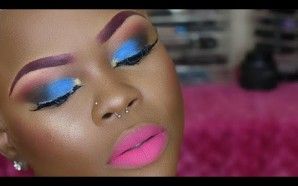 VIDEO: Gorgeous Blues | Drugstore Makeup @FontanaPharmacy