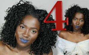 VIDEO: CHUNKY 4 STRAND BRAIDOUT ON NATURAL HAIR!