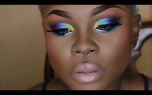 VIDEO: ALL COLORS! MAKEUP TUTORIAL