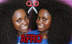 VIDEO: HUGE AFRO ON TYPE 3/4 NATURAL HAIR + TRIM|Razorempress
