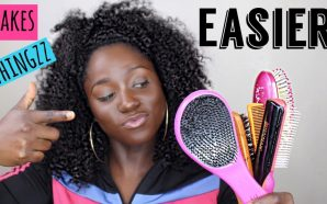 VIDEO: FAV Detangling/Hair Tools For Natural Hair|Why I Don't Strictly…
