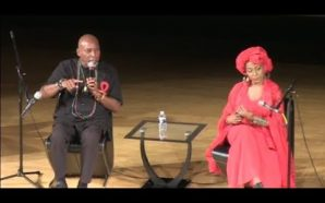 VIDEO: Lessons, Legacy Haitian Revolution: Èzili Dantò & Prof James…