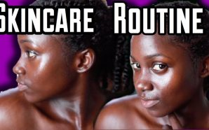 VIDEO: SKINCARE ROUTINE FOR OILY ACNE PRONE SKIN AND DARK…