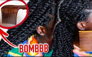 VIDEO: Ditching ALL DETANGLING tools for this BOMB Comb!+Juicy Twist…
