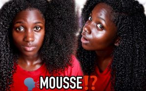 VIDEO: I Tried A Wash N GO With MOUSSE ONLY!?…