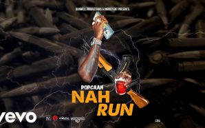VIDEO: Popcaan – Nah Run (Official Audio)