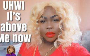 VIDEO: Klaiyi hair and this BLONDE Wig buh Boo!