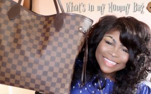 VIDEO: Glue less Wig Install ft African Mall + What's…