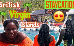 VIDEO: VLOG:VACATION IN THE BRITISH VIRGIN ISLANDS!!